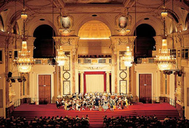 Vienna concerts, opera, operetta, theatre and sightseeing tours