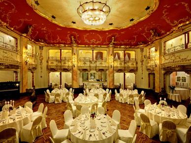 Salle de bal Boccaccio à Prague