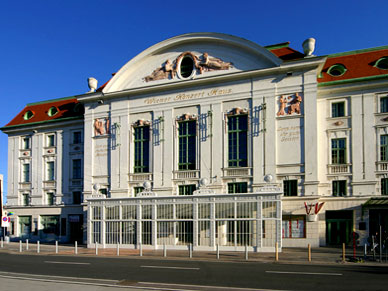 Konzerthaus Vienne