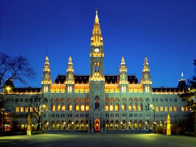 City Hall Vienna - New Year's Eve Gala