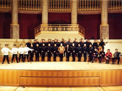 Bolsjoj Don Kozakken-koor