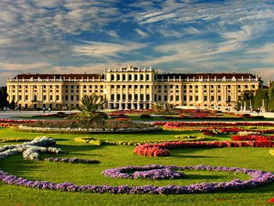 Историческая экскурсия - Шонбрунн