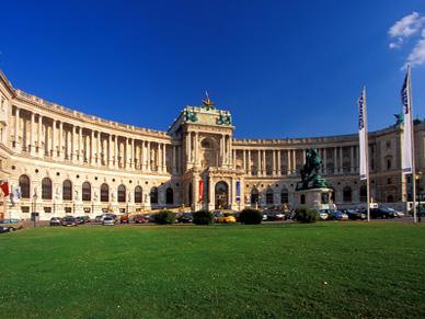 Историческая экскурсия - Дворец Хофбург
