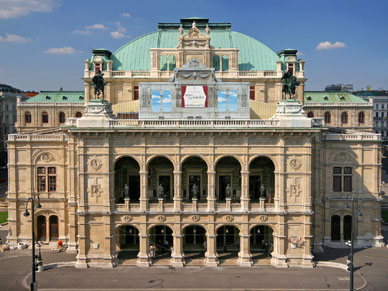 Historical City Tour, Vienna State Opera