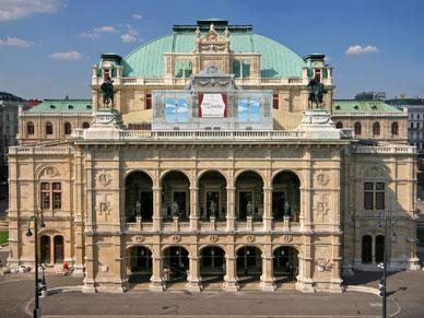 Историческая экскурсия - Венская Государственная опера