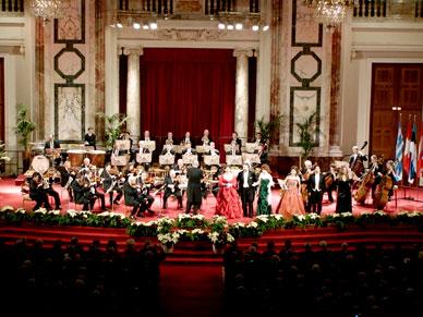 Orchestre Hofburg de Vienne