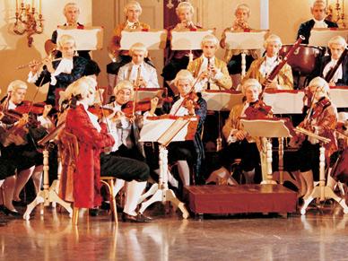 Моцарт оркестър Виена